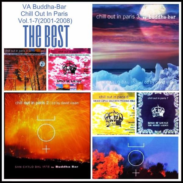 The Best Buddha Bar Chill Out In Paris Vol 1 7 2001 2008 слушать онлайн музыка Mail Ru
