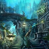Скриншот из игры Тайна Врат Атлантов