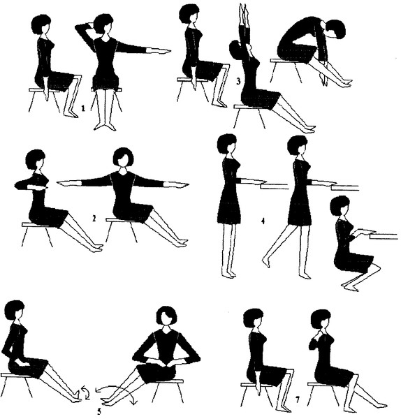 офисная гимнастика упражнения картинках керчи отзывы туристов