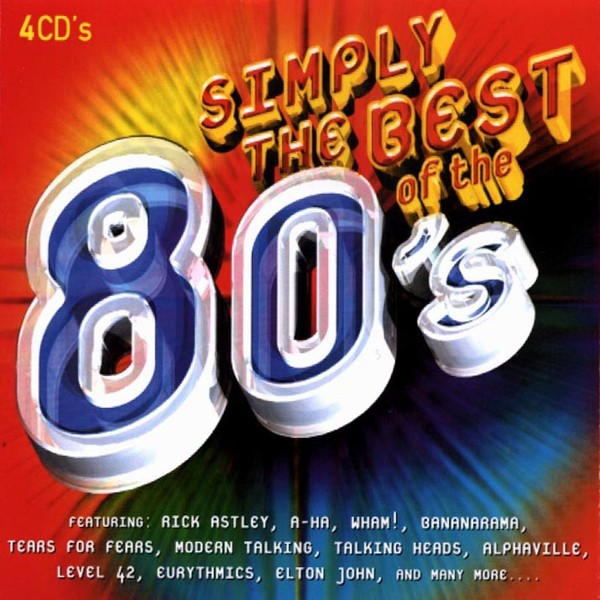 Simply the Best of Disco - 80s