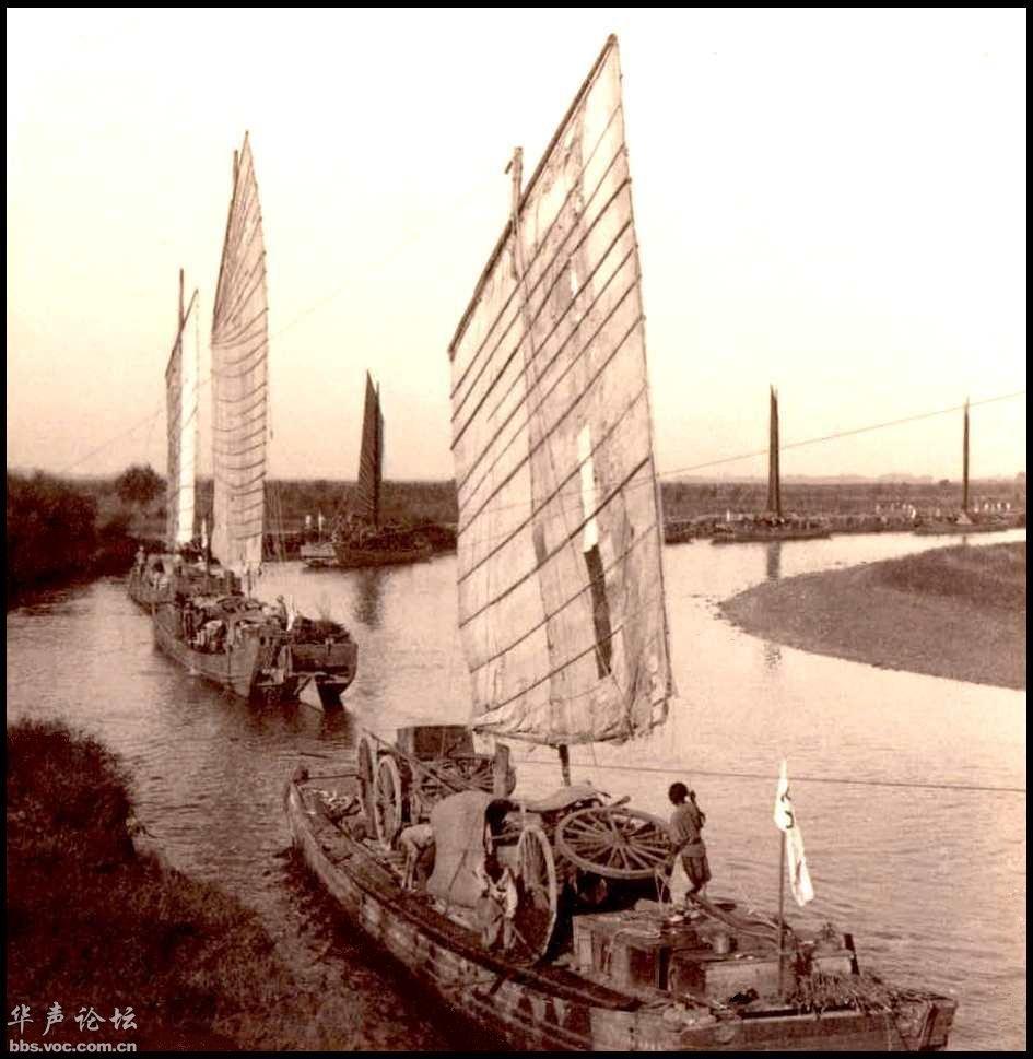 Боевой флот средневекового Китая